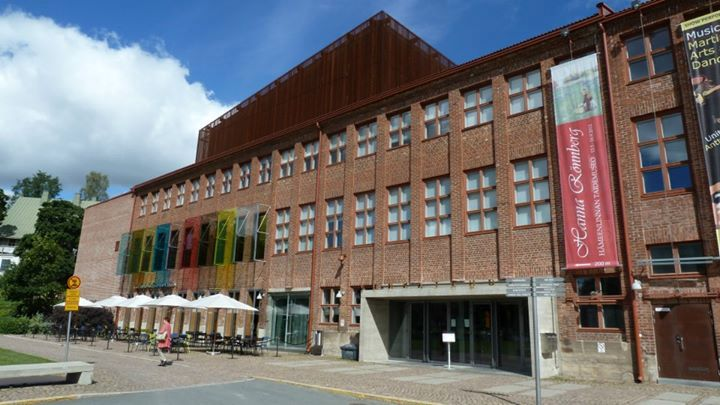 Verkatehdas Arts and Congress Center