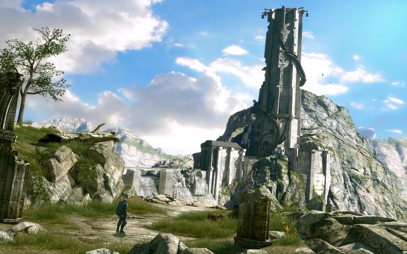 Ukázka grafiky hry Infinity Blade II