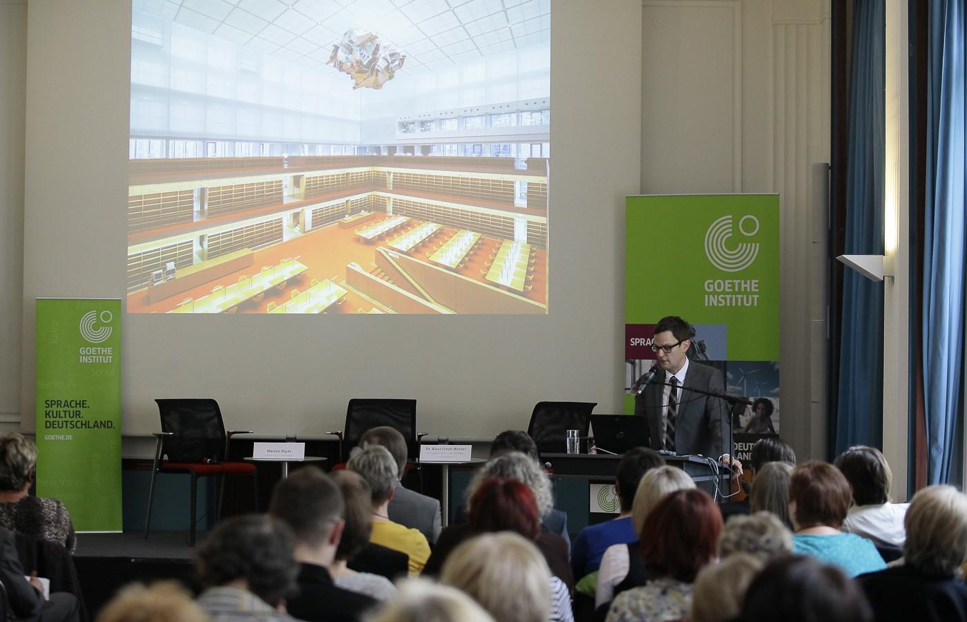 Konference Knihovny pro 21. století