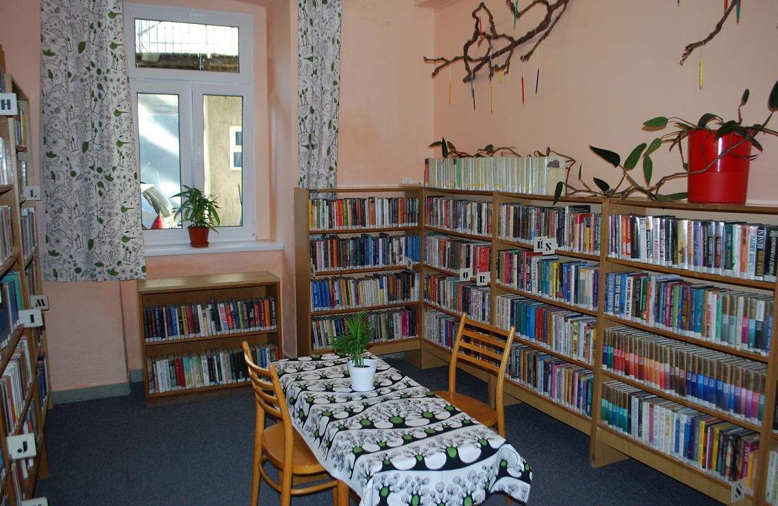 Knihovna Na Křižovatce