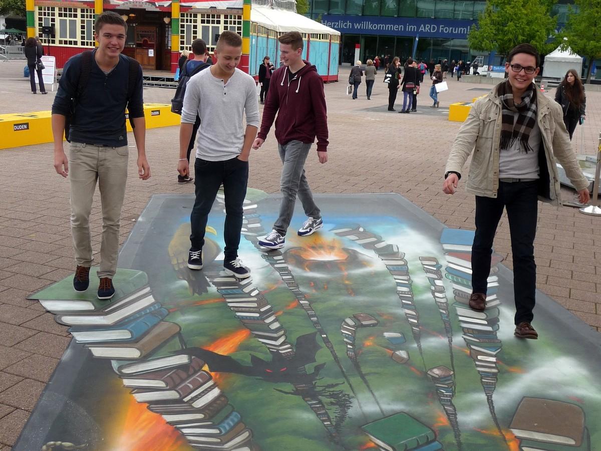 Knižní veletrh ve Frankfurtu