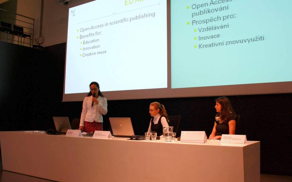 Zahájení semináře – přednáška o Přidružených publikacích
