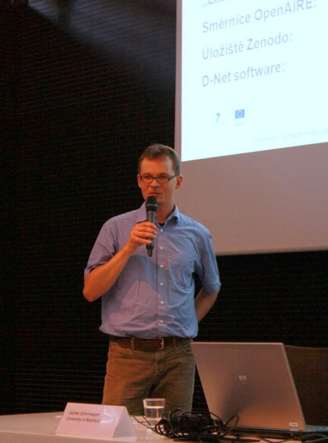 Vítané zkušenosti z Německa na seminář přivezl Jochen Schirrwagen