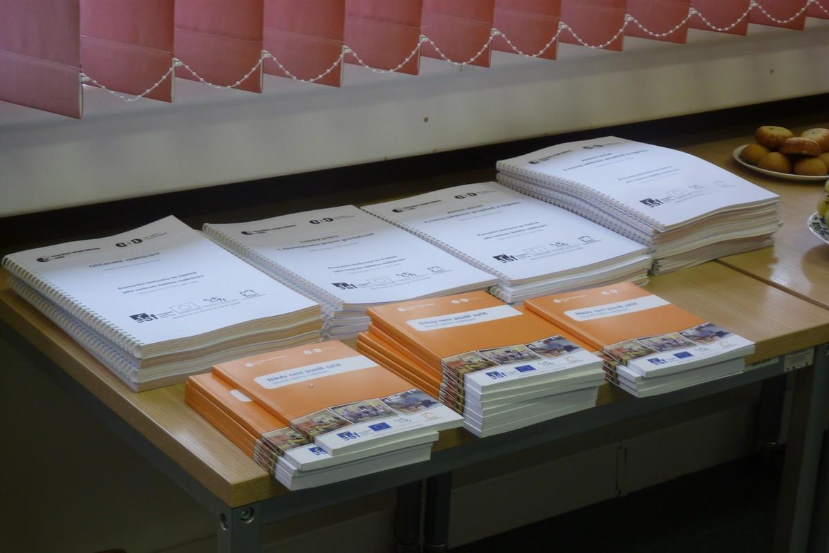 Brožury a publikace