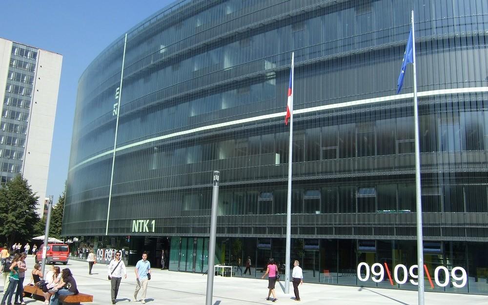 Otevření nové budovy NTK