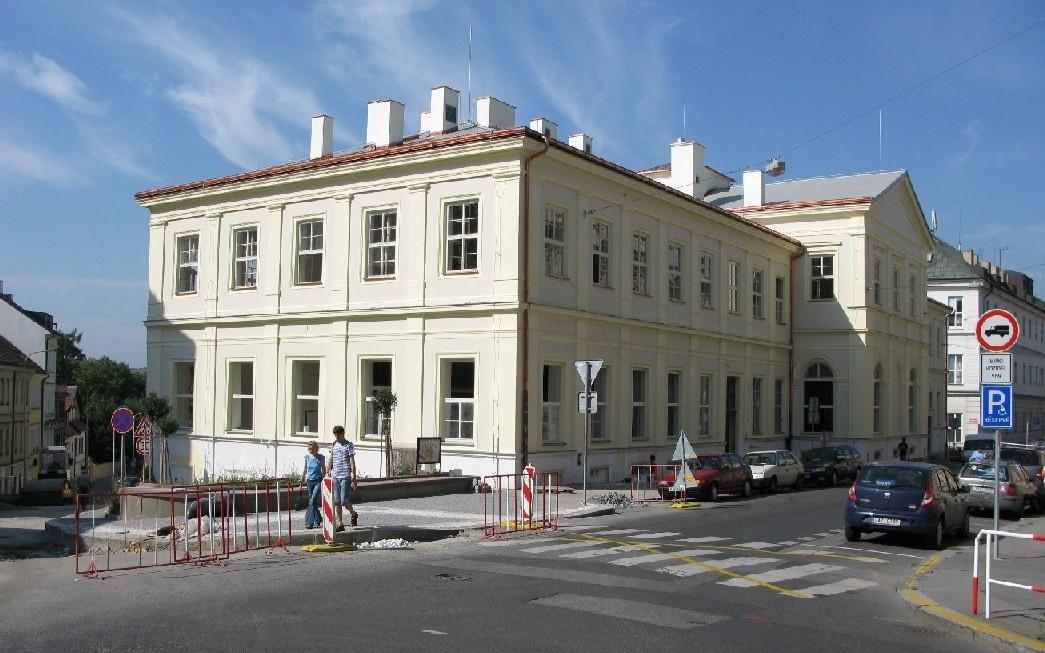 Nová budova Ústavu vědeckých informací