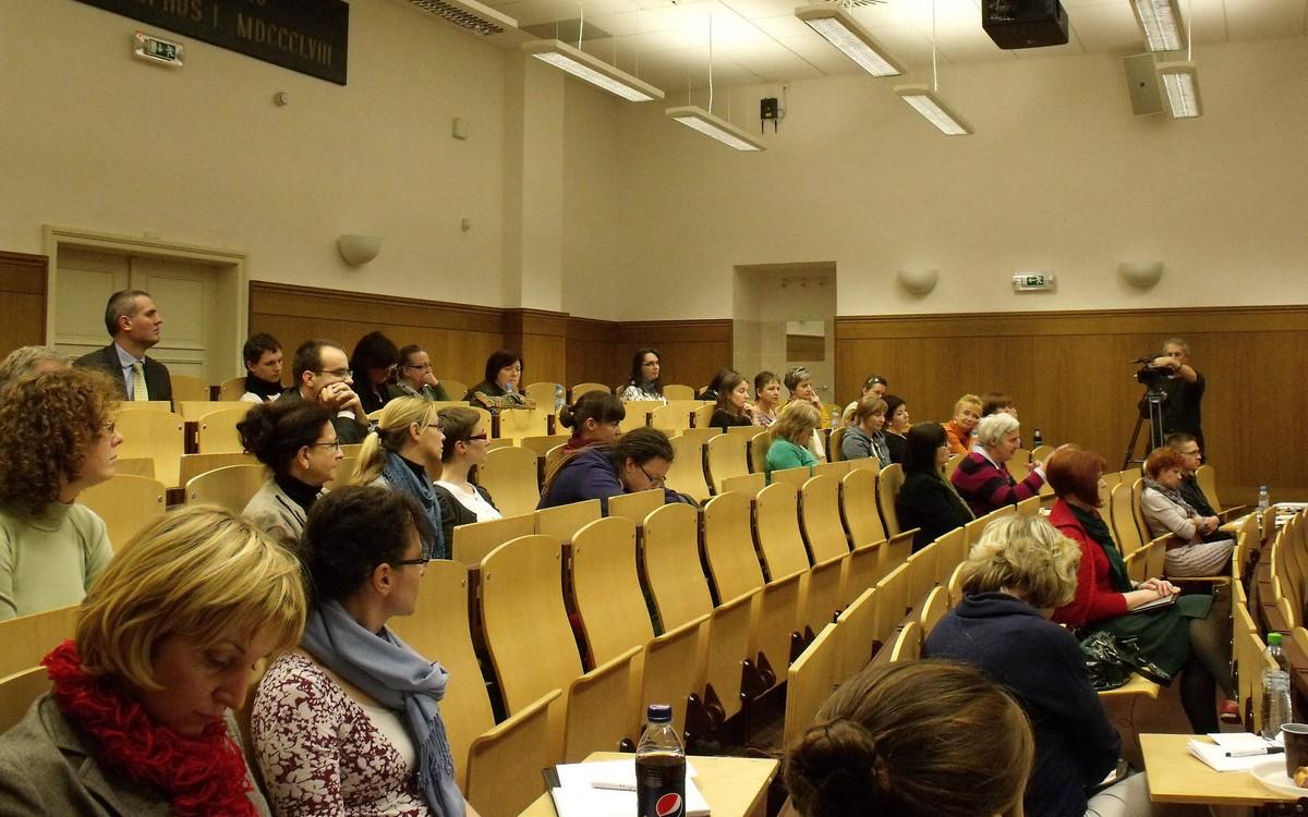 Krátká diskuse po skončení prezentace
