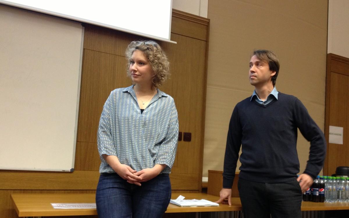 Hana Heringová a Petr Hons
