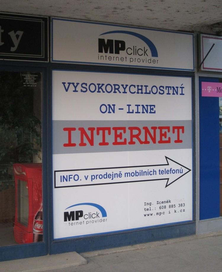 Vysokorychlostní online internet