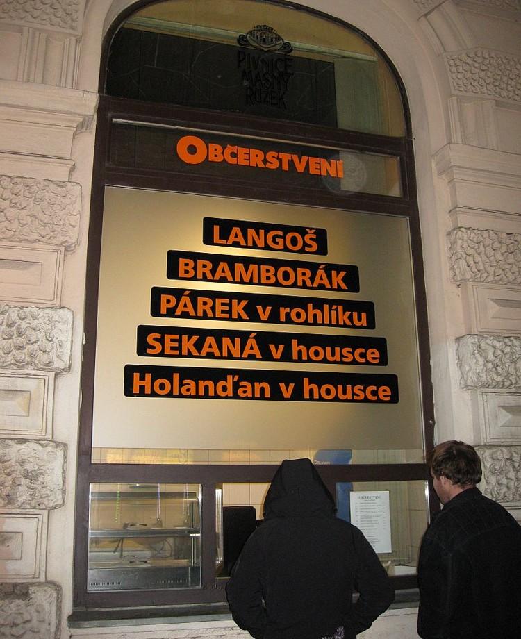 Holanďan v housce