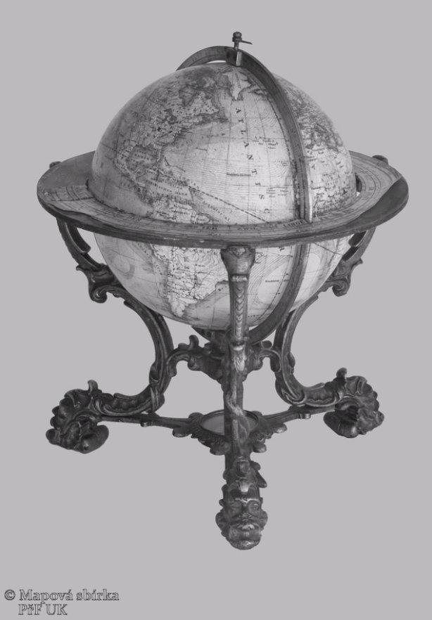 Der Globus od Otto Delitsche