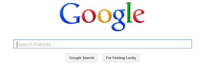 Vyhledávač Google – jednoduché vyhledávání patentů