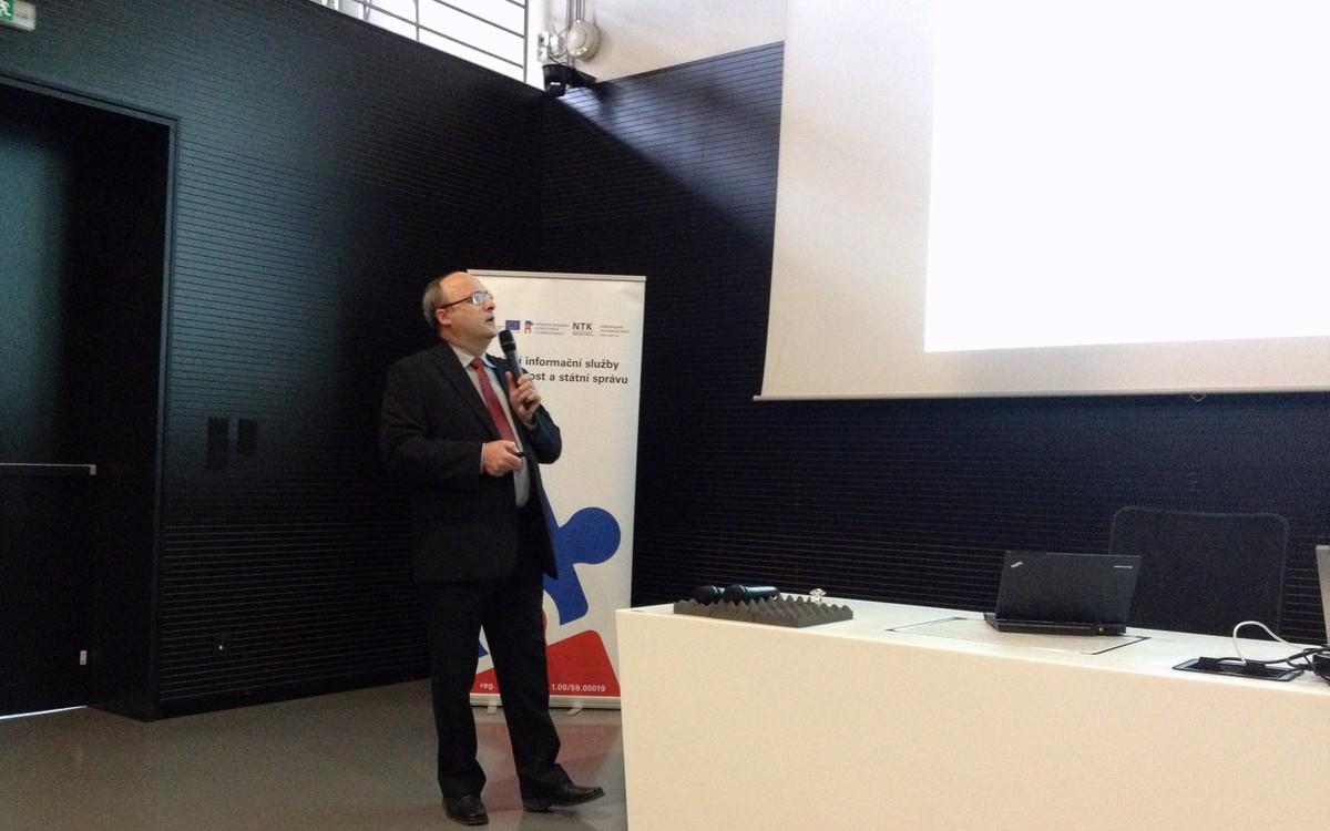 Martin Šály ze společnosti Komix představuje Manažerský informační systém