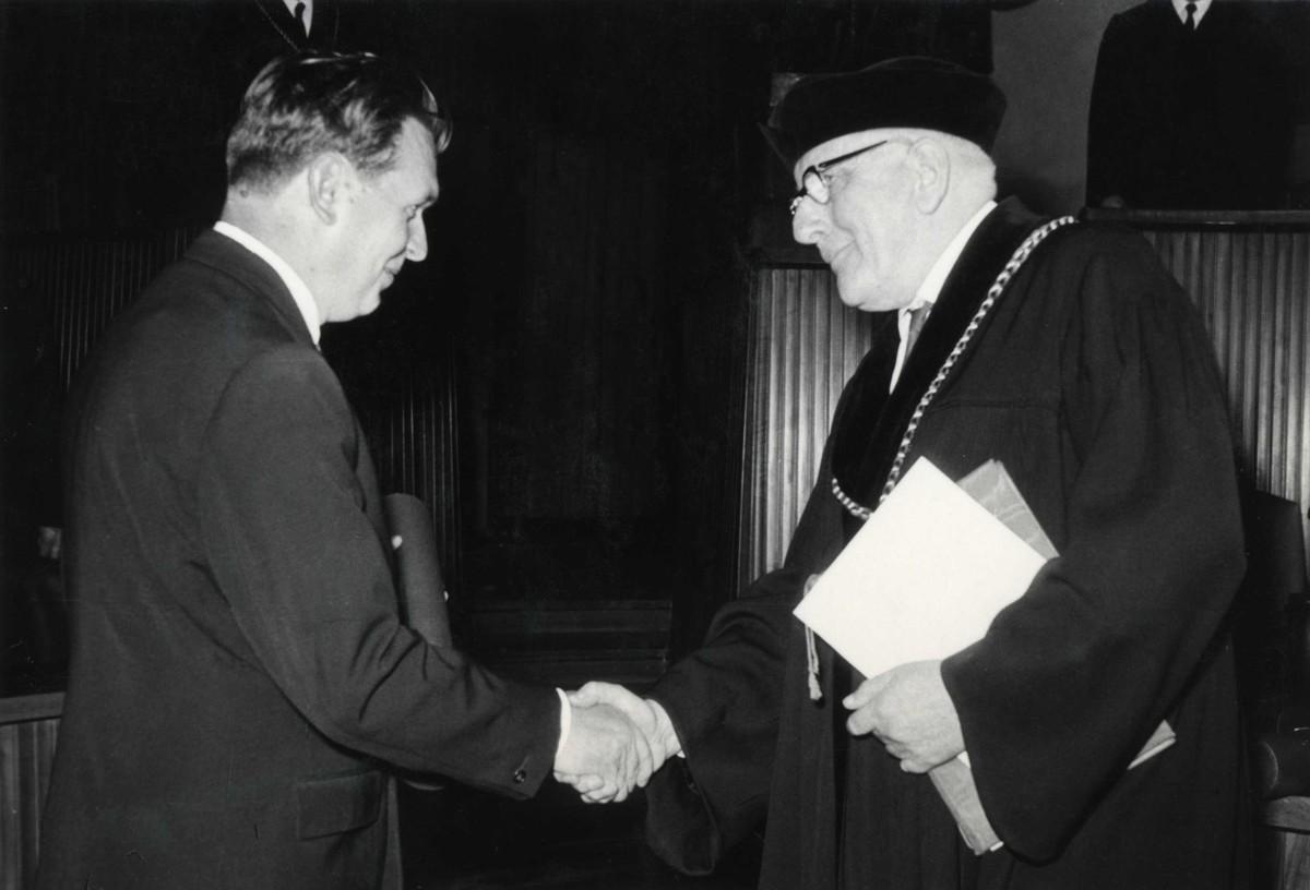 Ludvík Mucha a Karel Kuchař
