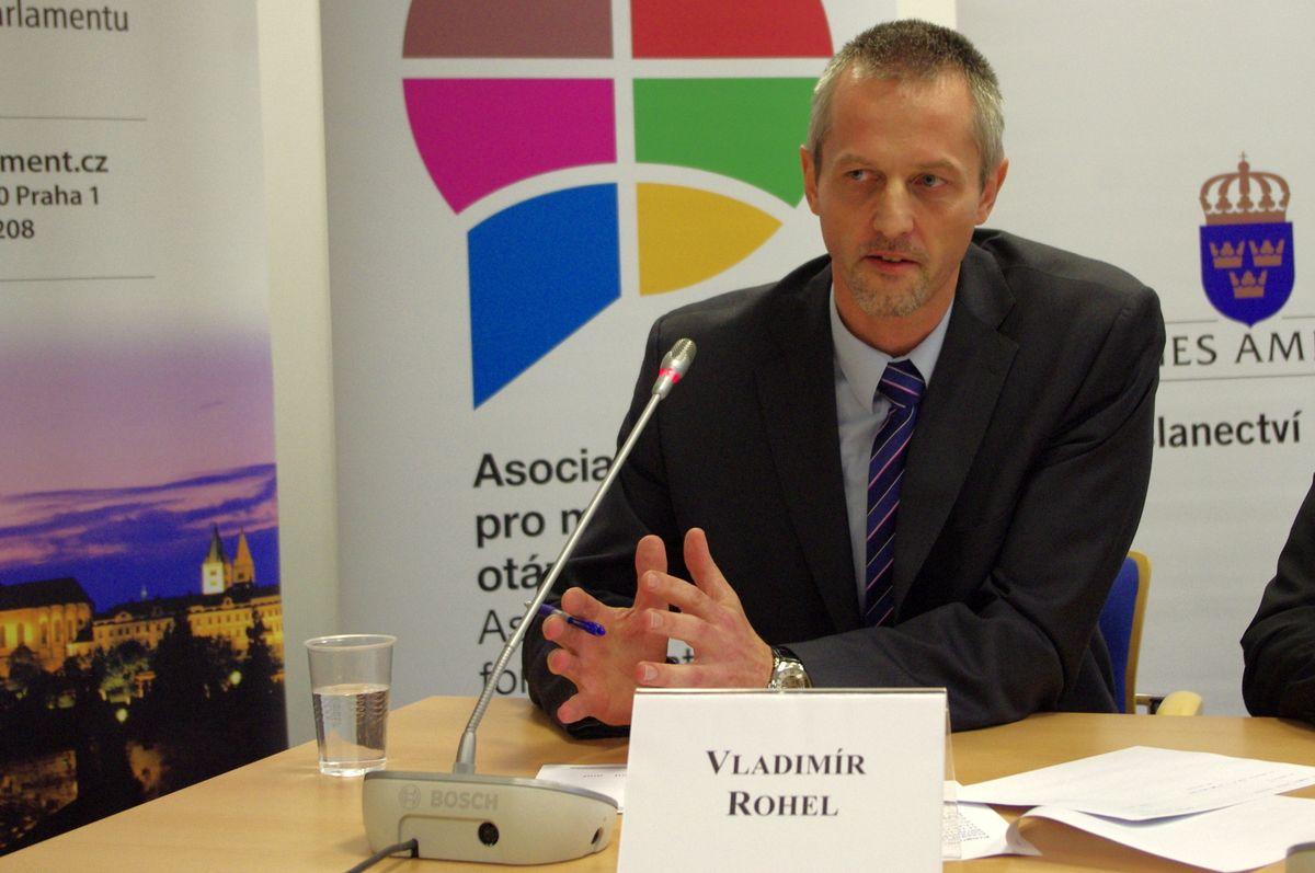 Vladimír Rohel