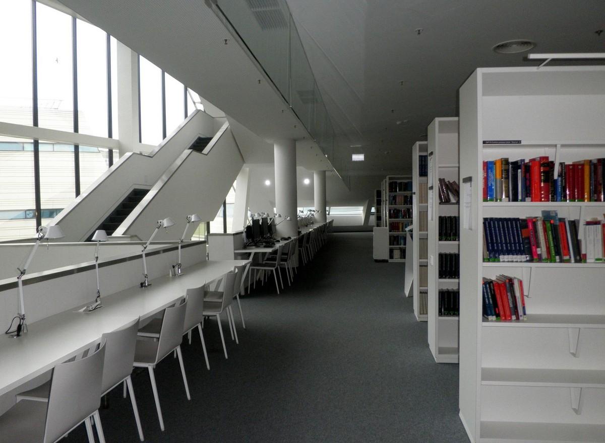Studijní prostory