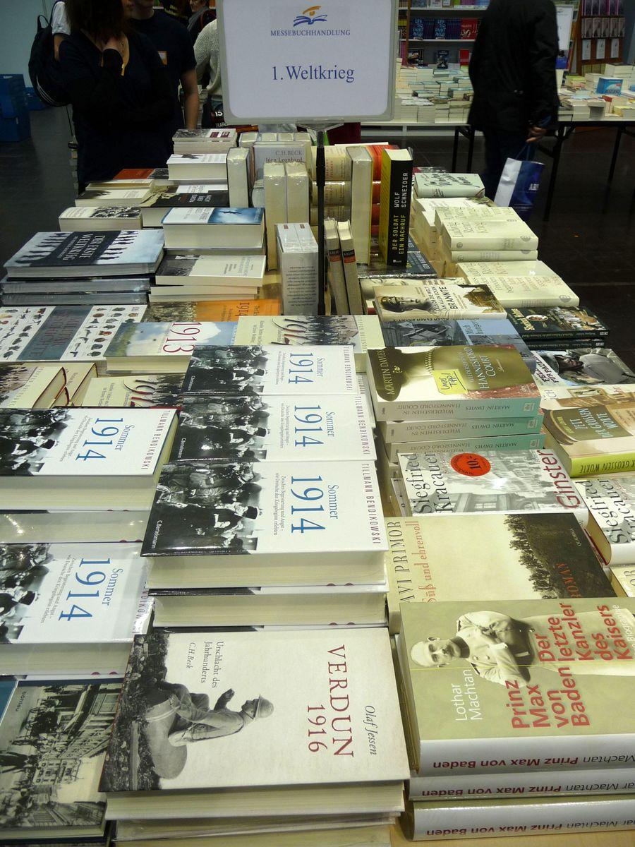 Knihy s tematikou války