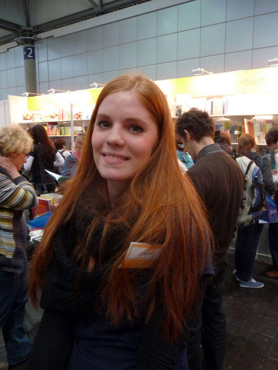 Česká prodavačka, která v Lipsku studuje germanistiku