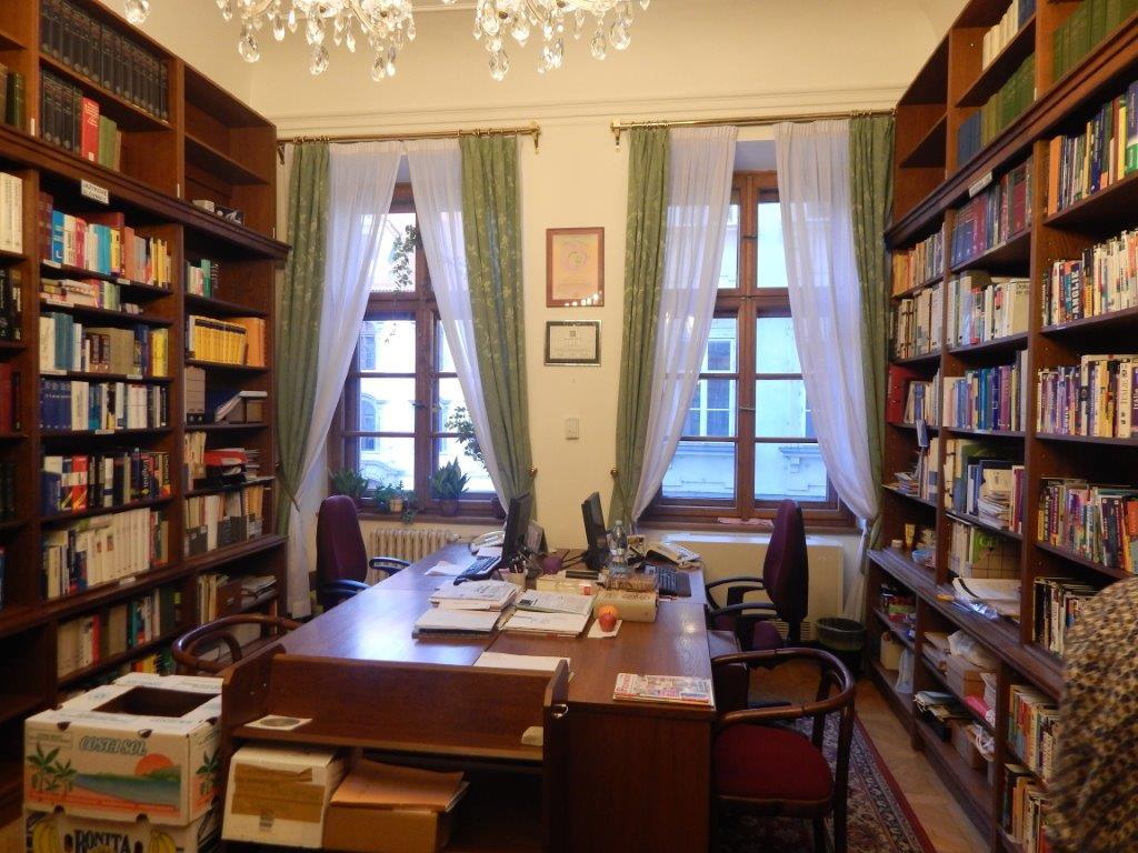 Parlamentní knihovna Parlamentu České republiky