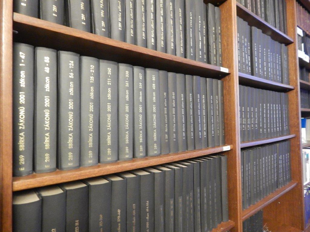Sbírky zákonů