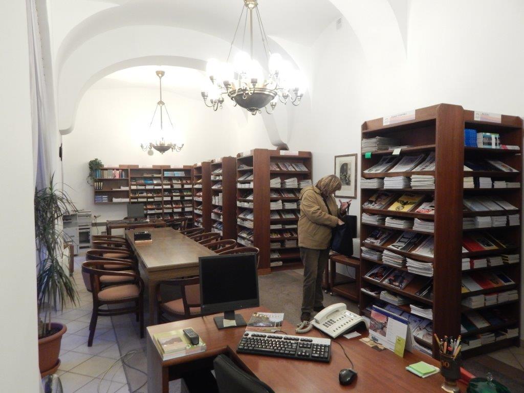 Parlamentní knihovna