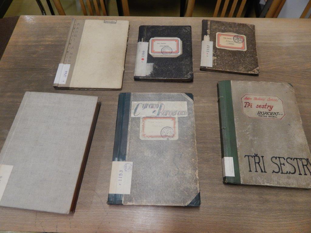 Vzácné dokumenty