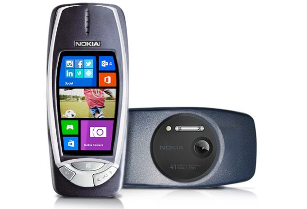 Legendární Nokia 3310 jako moderní dotykový smartphone