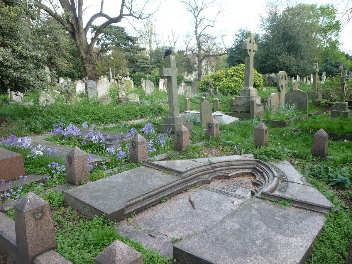Místní hřbitov