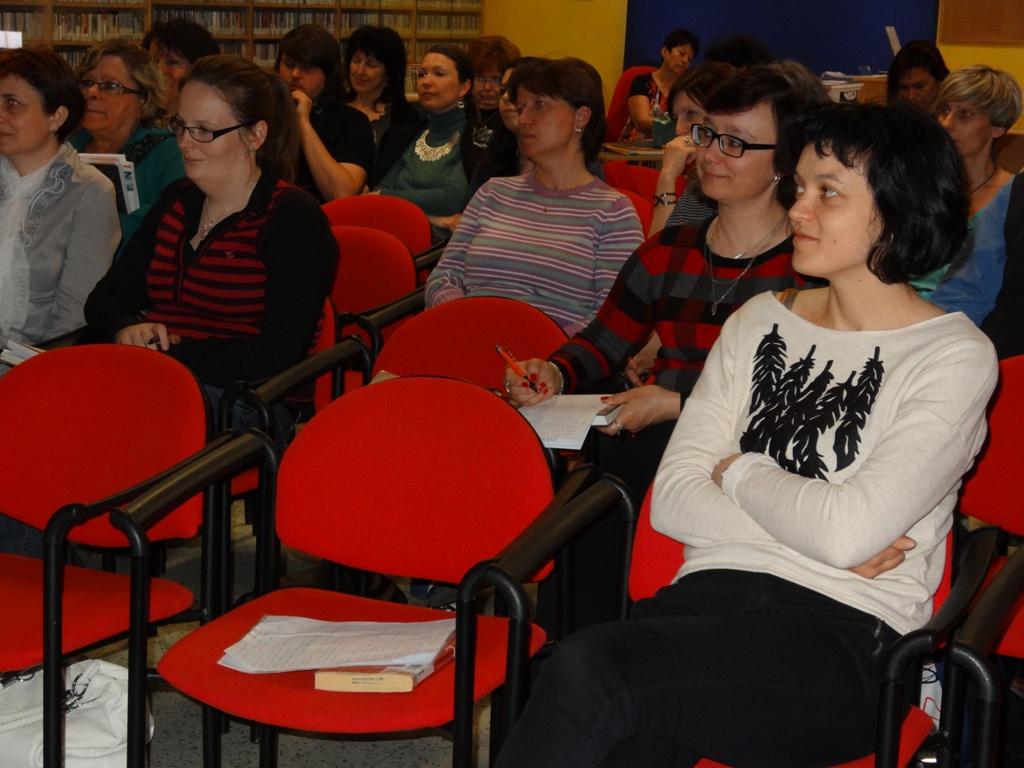 Letošního semináře se účastnily čtyři desítky zainteresovaných odborníků