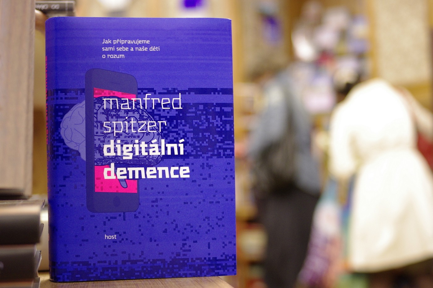 Manfred Spitzer - Digitální demence