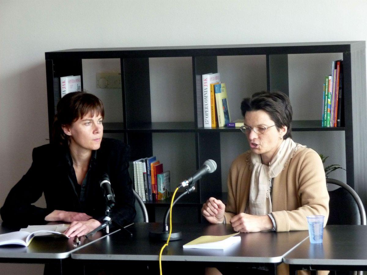 Hungaristky Marta Pató a Simona Kolmanová