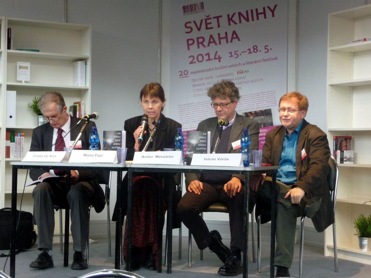 Debata maďarských bohemistů