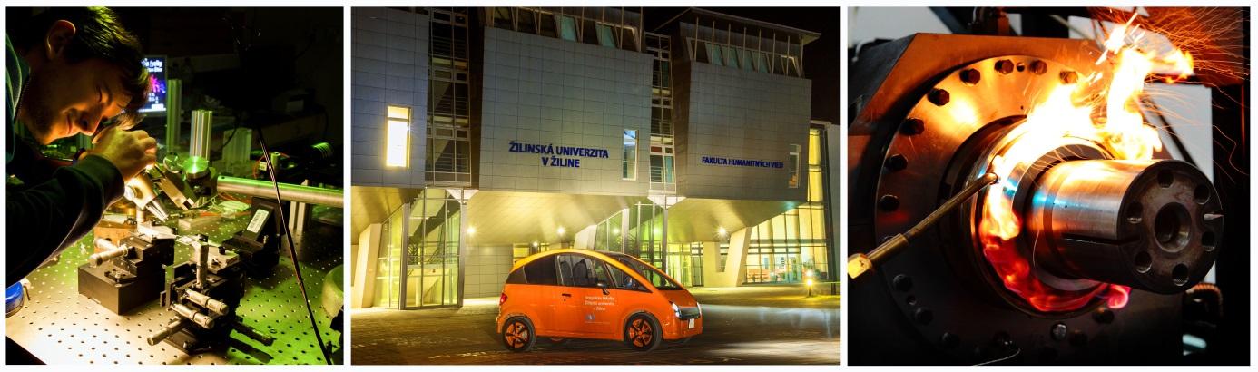 Univerzitný vedecký park Žilinskej univerzity