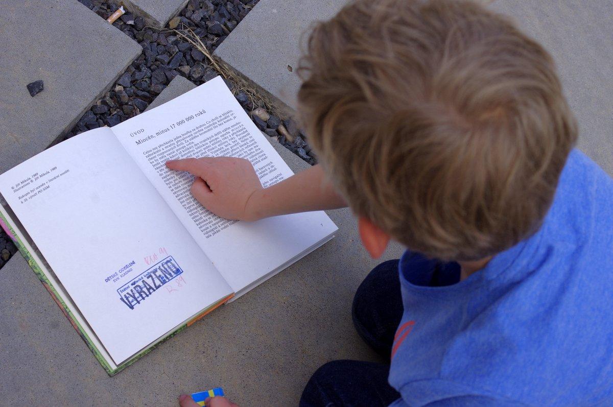 Dítě a kniha
