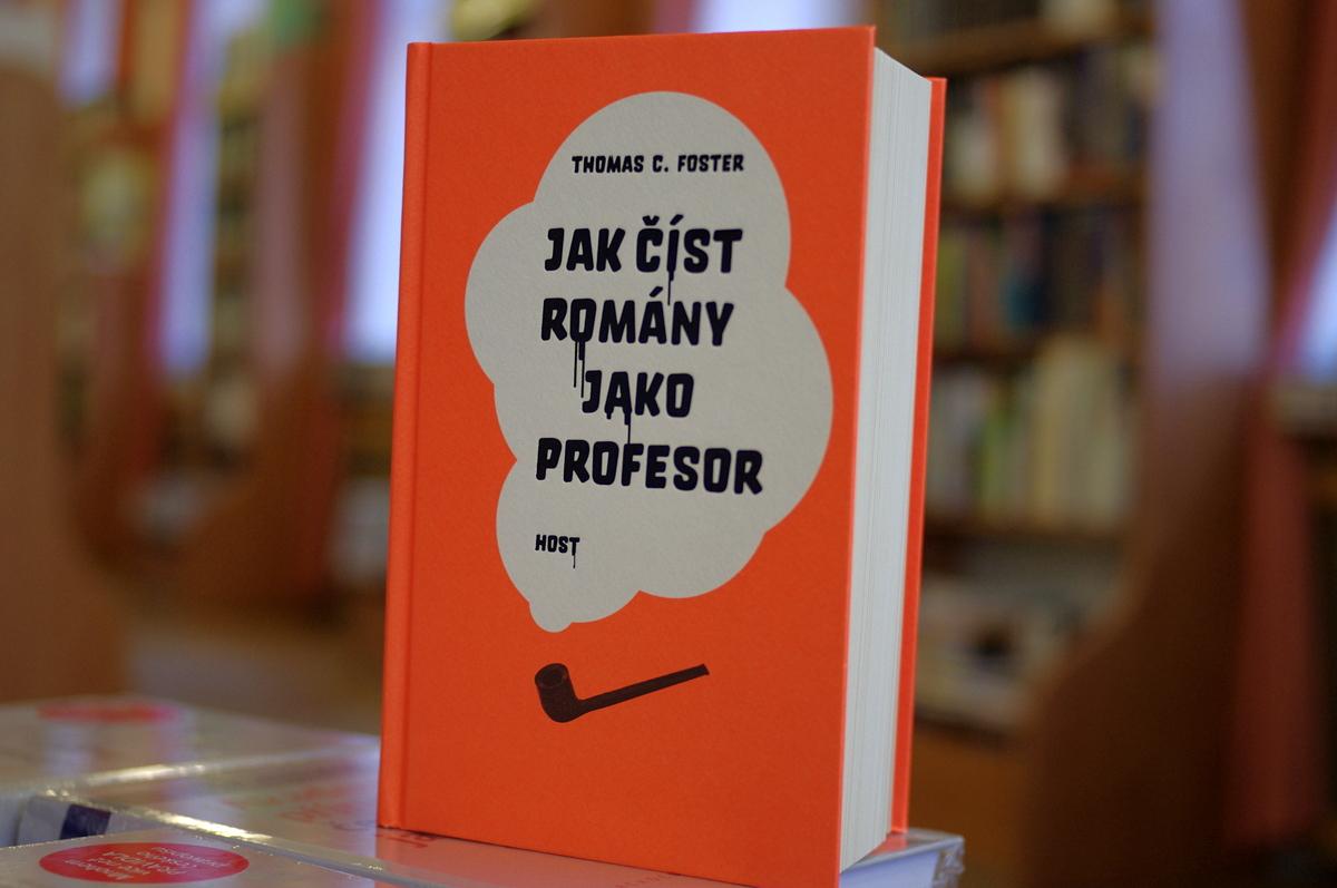 Thomas C. Foster: Jak číst romány jako profesor