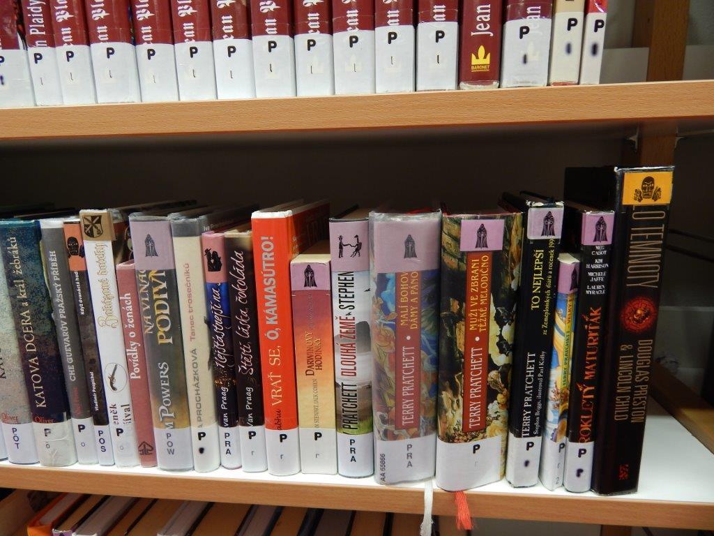 Značení knih
