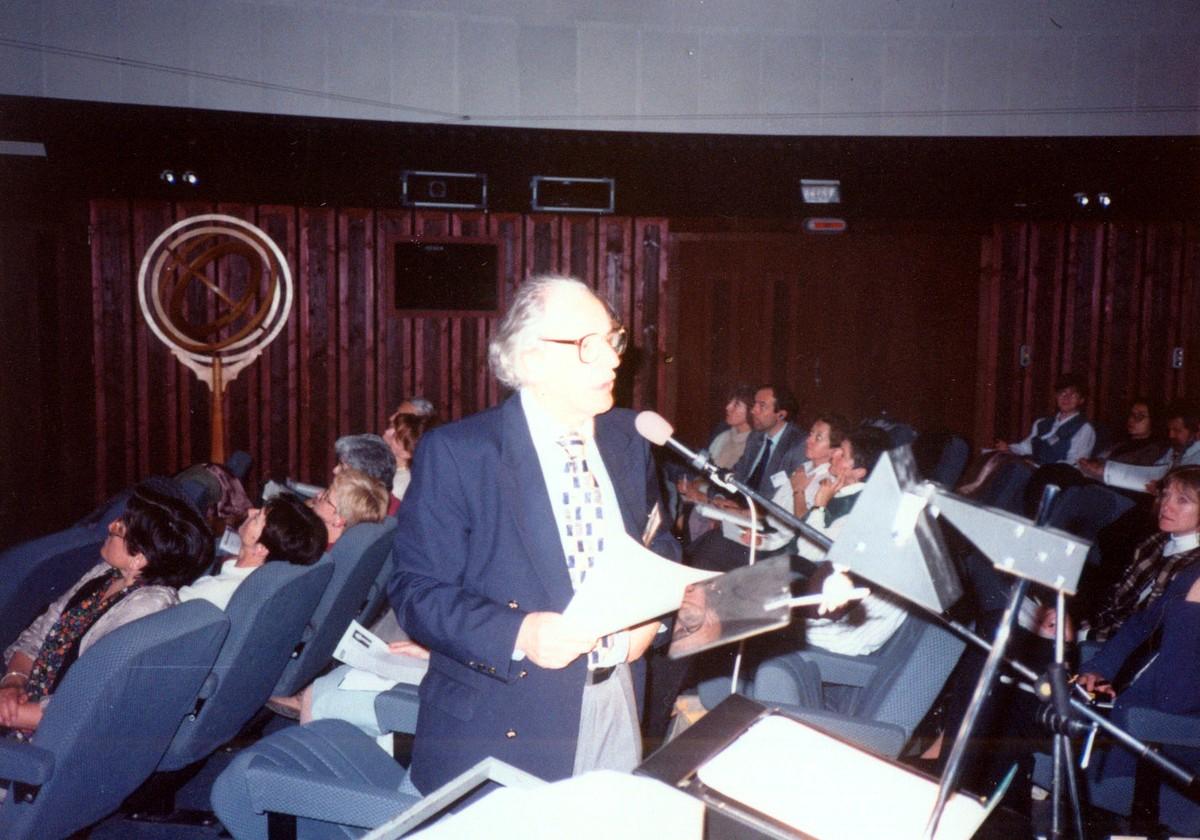 Eugene Garfield v roce 1995