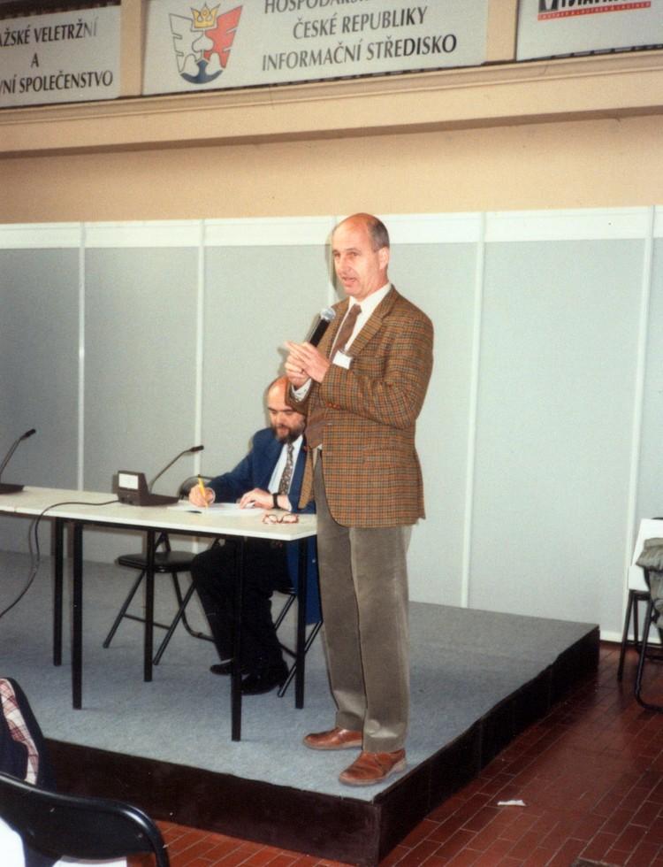 Ondřej Neff v roce 1997