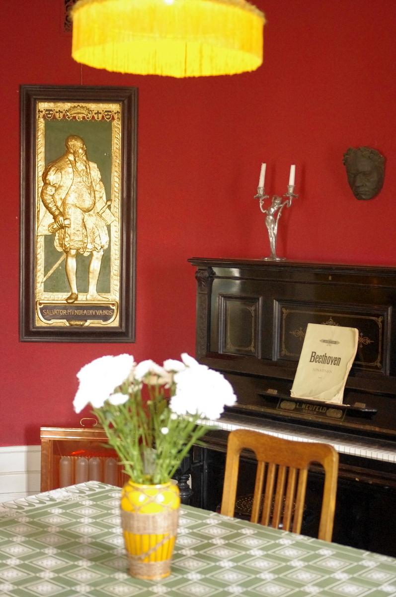 Strindbergův byt