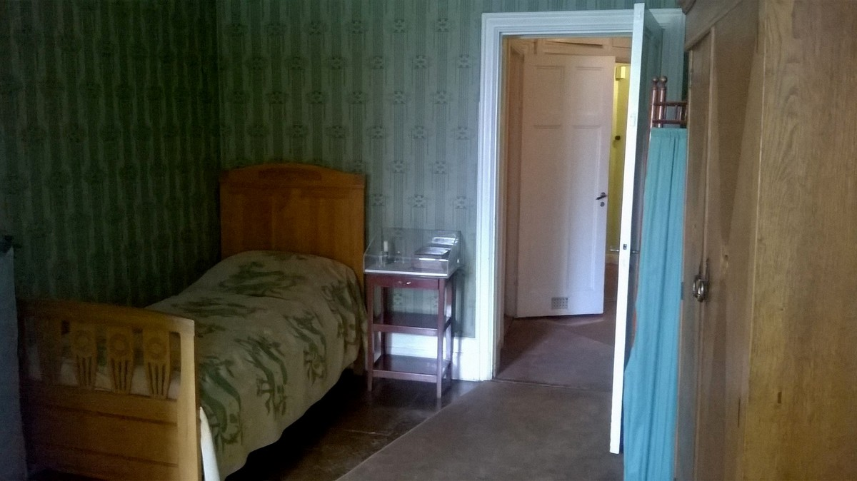 Strindbergova postel