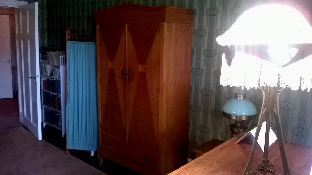 Strindbergova ložnice