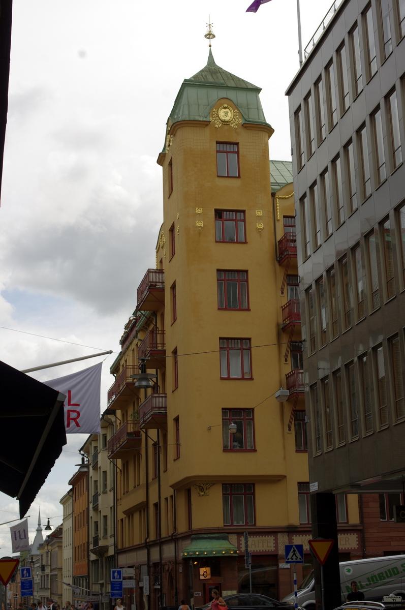 Strindbergův byt v Modré věži