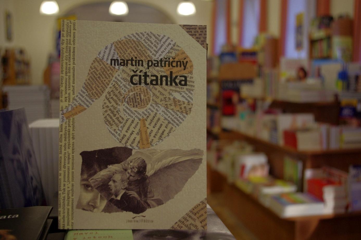 Martin Patřičný: Čítanka (kniha o čtení a knihách)