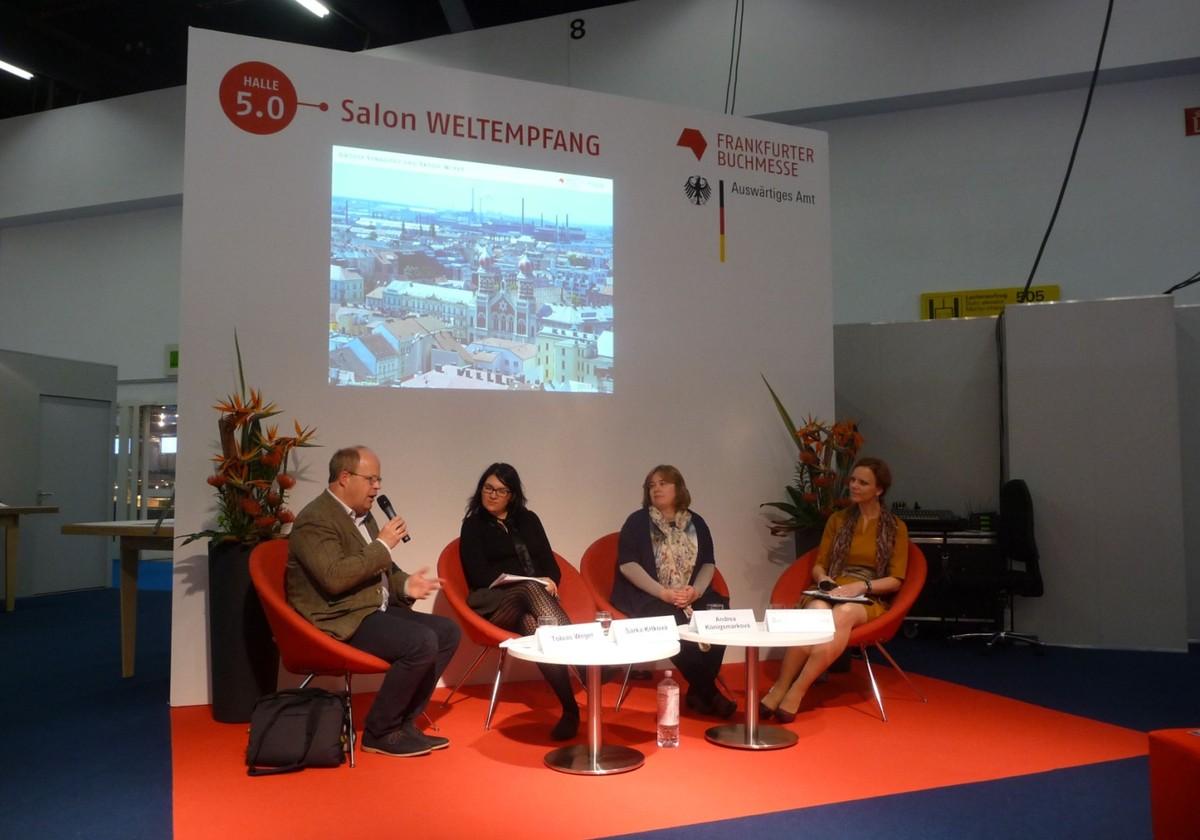 Diskuze k projektu Plzeň: Evropské hlavní město kultury 2015