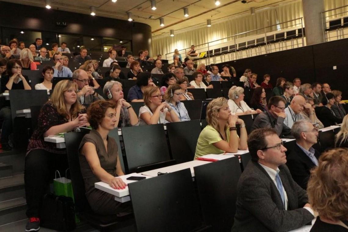 Návštěvníci konference KRE 2014