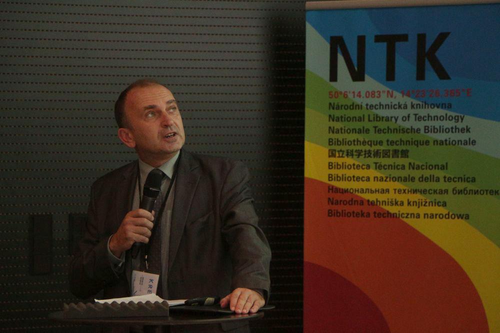 Franci Demšar, ředitel Slovenian Research Agency