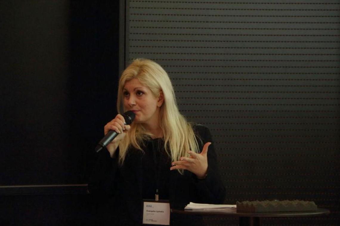 Evangelia A. E. C. Lipitakis ze společnosti Thomson Reuters