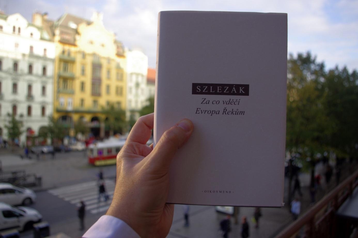 Thomas A. Szlezák: Za co vděčí dnešní Evropa Řekům?