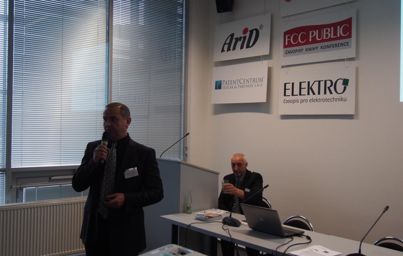 Inovační metodu TRIZ představil Ing. Pavel Jirman