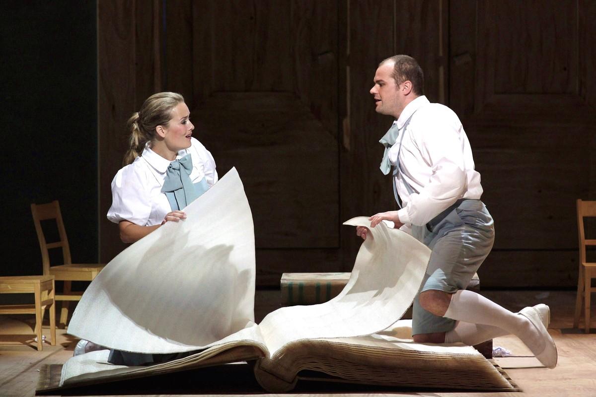 Dvořákova opera Jakobín